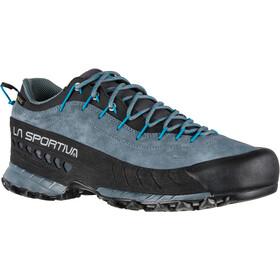 La Sportiva TX4 GTX Zapatillas Hombre, slate/tropic blue